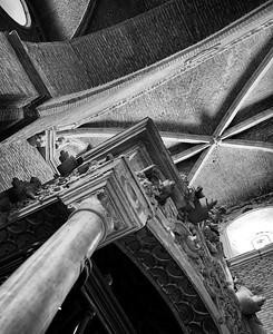 Church in Triana - Semana Santa - Seville 2014