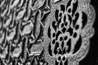 Door detail - La Giralda - Semana Santa - Seville 2014
