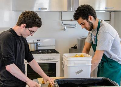 Tuesday Work-Harvest Kitchen
