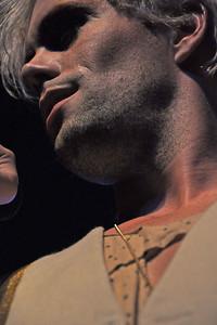 Justin Tranter (Lead singer, Semi Precious Weapons)== Live Nation presents Semi Precious Weapons featuring The Dirty Pearls, Lady Starlight, Breedlove, and Darian Darling== Irving Plaza, NYC== Friday, October 8, 2010== © Patrick McMullan Company== Photo- LUKAS GREYSON /Patrick McMullan.com== ==