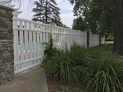 Custom Kensington Fence