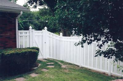 Kensington Fence
