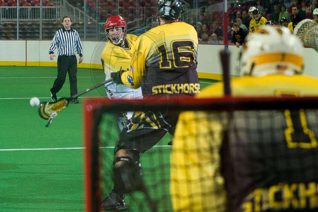 Stickhorse Lacrosse scrim
