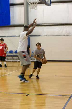 demarcus cousins for the 2011 demarcus cousins elite skills camp day 2