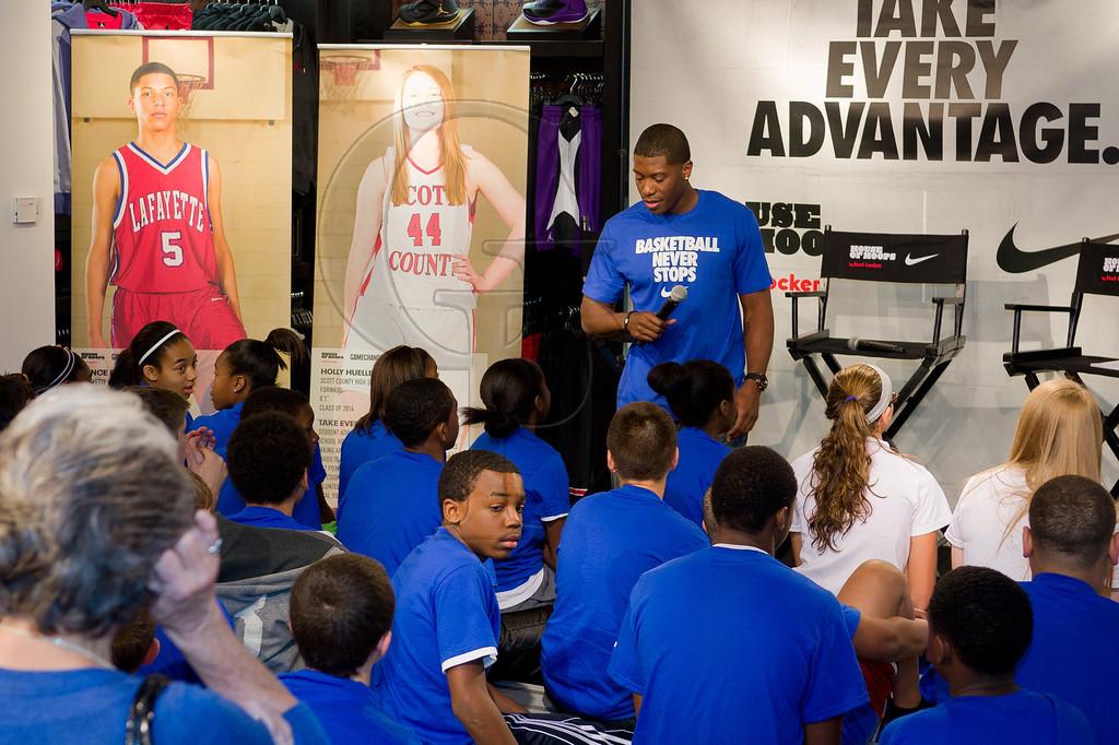Nike Skills Camp- House of Hoops