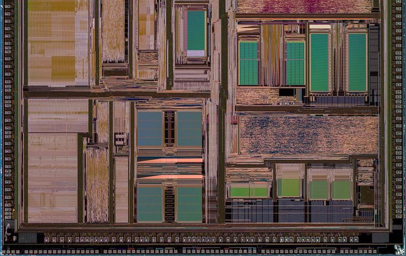 AMD K5 CPU - Canon 50D - MPE 65mm - CombineZP