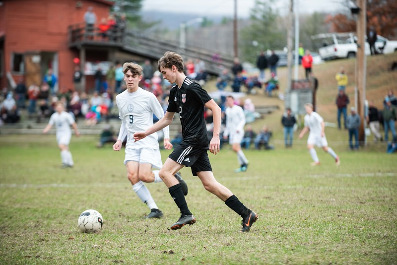 KELLY FLETCHER, REFORMER CORRESPONDENT -- Twin Valley overcame Rivendell 3-1 in the semi final game at Hayford Field on Tuesday.