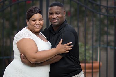 Shemika & Marquay's Engagement