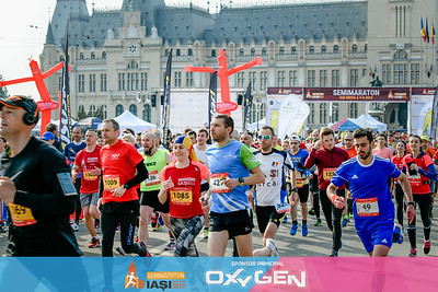 Semimaraton Iasi 2019 - powered by Oxygen