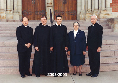 Group Photos 2002-2003
