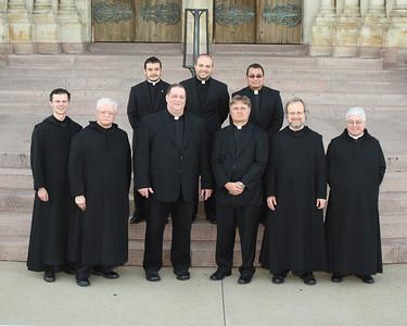 2012 Saint Vincent Seminary Metuchen