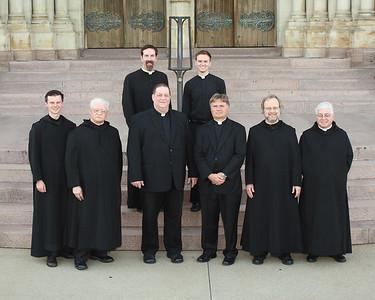 2012 Saint Vincent Seminary Wheeling-Charleston