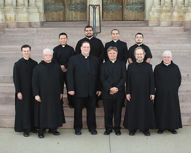 2012 Saint Vincent Seminary Atlanta