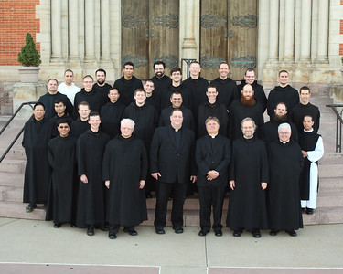 2012 Saint Vincent Abbeys and Religious Orders