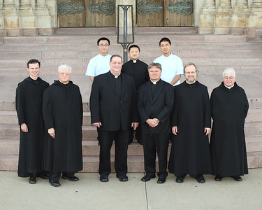 2012 Saint Vincent Seminary Beijing