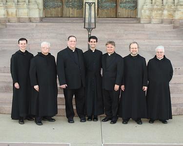 2012 Saint Vincent Seminary Campinas
