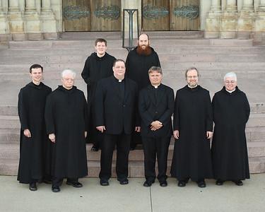 2012 Saint Vincent Seminary Saint Andrew Abbey