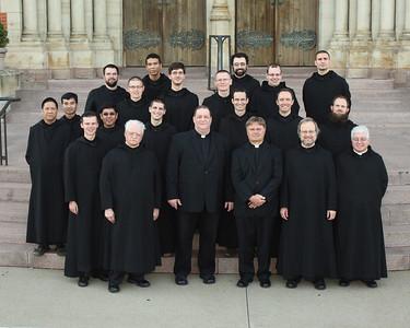 2012 Saint Vincent Seminary Saint Vincent Archabbey