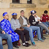 On Thursday, April 19, the seminary community held the spring Around the World Party in the Holly Tree Courtyard.