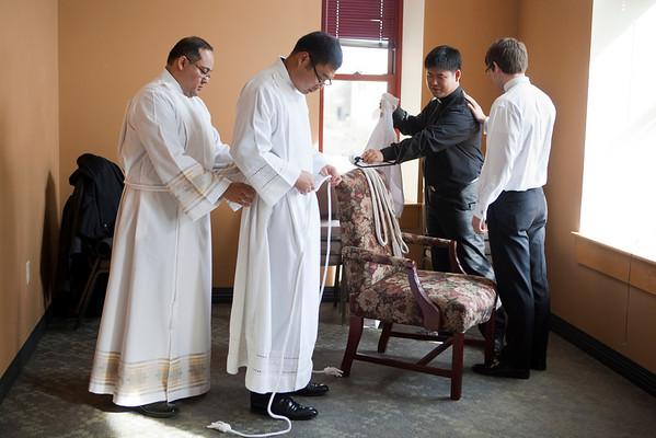 Deacon Ordination 2013