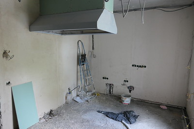 ERSU buillding - kitchen