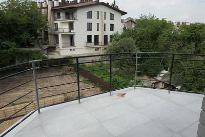 ERSU buillding - balcony