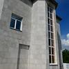 ERSU buillding - facade -