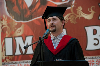 ERSU Seminary Graduation 2010 - graduation address by Eduard Shevchuk