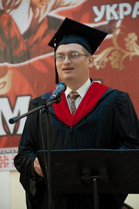 ERSU Seminary Graduation 2010 -  graduation address by Kolya Koretsky