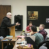 Pictures taken during Graduate Theology weekend courses on March 24, 2018. <br /> <br /> Classes: The Creed in History and Theology, Fr. Denis Robinson<br /> <br /> Fundamental Moral Theology, Dr. Kevin Schemenauer<br /> <br /> Early Church History, Dr. Kimberly Baker
