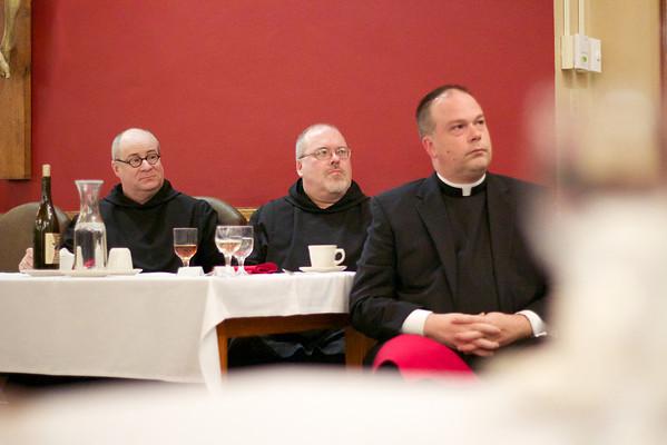 Archbishop's Dinner 2013