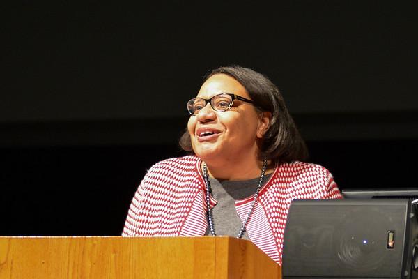 Black History: Dr. Cecilia Moore