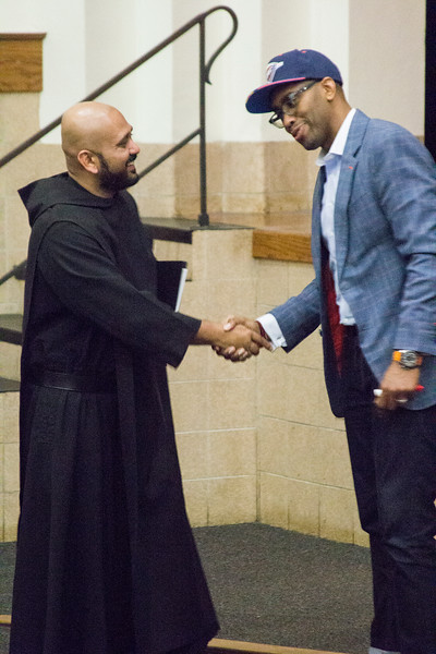 """Dr. Gregory Ellison II, associate professor of pastoral care and counseling at Candler School of Theology in Atlanta, GA, will deliver the annual Black History Lecture at Saint Meinrad Seminary and School of Theology, St. Meinrad, IN.<br /> <br /> His lecture, """"Vocations of Resistance: The Problems of Fit and Flat,"""" will be held on Tuesday, February 27, at 7 p.m. Central Time in St. Bede Theater."""