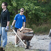 CACD Project Warm wood chop on Sept. 12, 2015