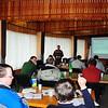 Post-graduate seminar on homiletics for preachers led by Academic Dean Jos Colijn