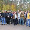 ERSU seminary students heading for home after fall session - group picture