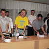 ERSU - new student initiation ceremony - September 2009