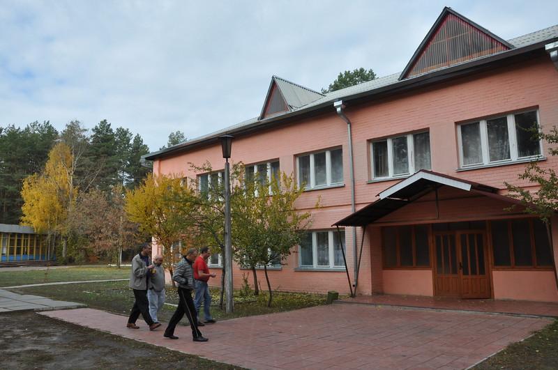 ERSU Session at Zmina Camp -