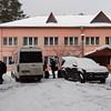 ERSU Seminary session - January -  snow -
