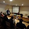 Jumagali Zhauzhanov of Kazakhstan preaching in ERSU homiletics class