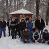 ERSU Seminary session - January -  snow - with Nelson Kloosterman