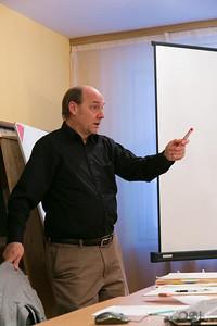 Clay teaching Leadership in ERSU -