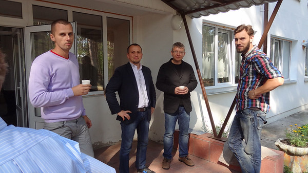ERSU Session - coffee break -