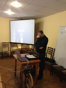 ERSU Seminary January Session - morning worship