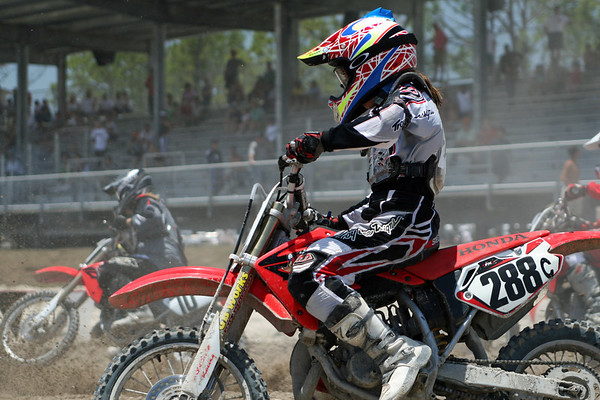 Seminole Tribe Motocross