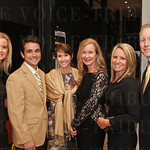 Janie Spitznagel, Bobby and Nicole Ferreri, Susan Block and Lacee and Jesse Niehaus.