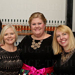 Michelle Winebrenner, Stacy Durbin and Angie Tobias.