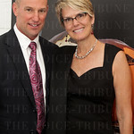 Brad and Jennifer DeVries.