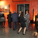 Attendees danced the night away.