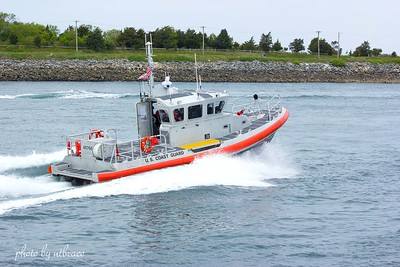 USCG '45766' Full Speed Ahead
